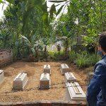 Hàng loạt ngôi mộ giả xuất hiện nằm chờ trục lợi từ dự án