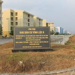 Khu tái định cư Vĩnh Lộc B đang thu hút nhiều nhà đầu tư