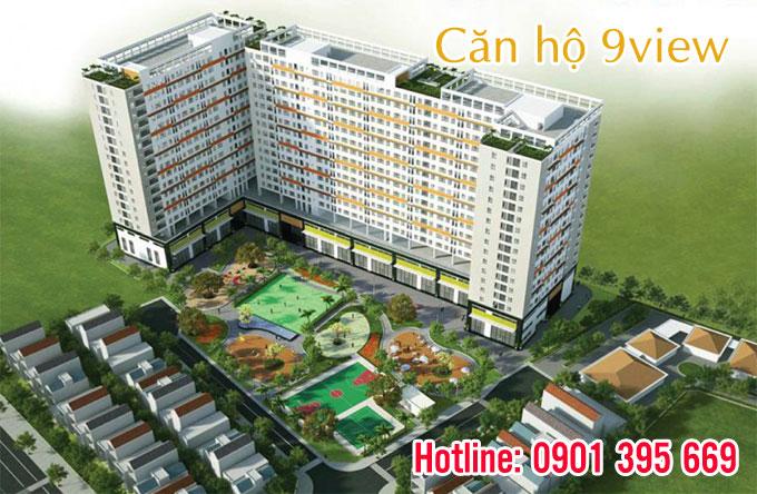 Căn hộ 9view Hưng Thịnh