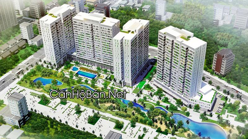Căn hộ Melody Riverside Nguyễn Xí - Hưng Thịnh Corp